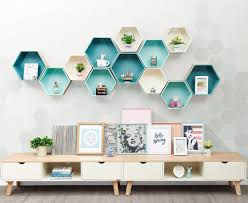 Cara Merapikan Rumah Dengan Rak Dinding Ruang Tamu Minimalis