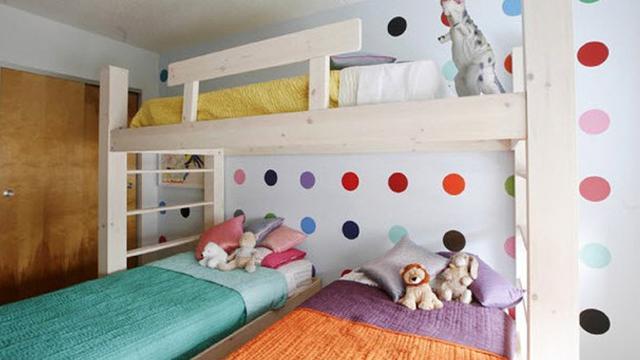 3 Cara Jadikan Kamar Tidur Anak Perempuan
